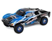 Traxxas Slayer Pro 4X4 1/10-Scale 4WD Nitro-Powered SC Truck (Blue)