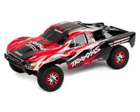 Traxxas Slayer Pro 4X4 1/10-Scale 4WD Nitro-Powered SC Truck (Red)