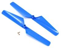 Traxxas Rotor Blade Set LaTrax Alias Blue TRA6629