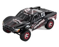 Traxxas Slash 4x4 1/16 SC Truck with iD Technology (Mike - Black)