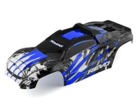 Traxxas Blue E-Revo Body TRA8611X