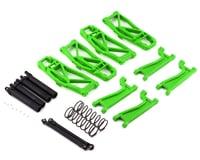 Traxxas Maxx Green WideMaxx Suspension Kit TRA8995G