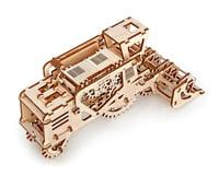 UGears Combine/Harvester Mechanical Wooden 3D Model