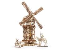 UGears Tower Windmill Wooden 3D Model