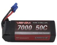 Venom Power Drive 4S 50C LiPo Battery w/EC5 Connector (14.8V/7000mAh)