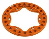 "Vanquish Products OMF 1.9"" Scallop Beadlock Ring (Orange)"