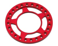 """Vanquish Products Spyder 1.9""""  Beadlock Ring (Red)"""