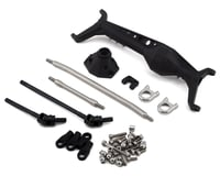 Vanquish Black Currie F9 Front Axle for Axial Capra 1.9 VPS08470