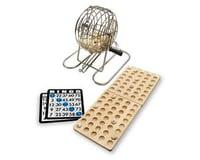 Wood Expressions Grand Classic Bingo Set