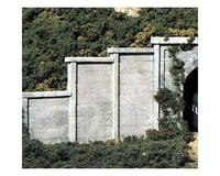 Woodland Scenics HO Retaining Wall, Concrete (3)