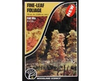 Woodland Scenics Fine Leaf Foliage, Fall Mix/75 cu. in.