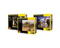 Woodland Scenics HO PF5180-PF5196 Complete Assortment (17) (DS)