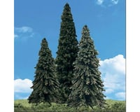 "Woodland Scenics Classics Tree, Forever Green 4-6"" (4)"