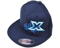 "XRAY ""Hip-Hop"" Flat Bill Flexfit Cap (Blue)"
