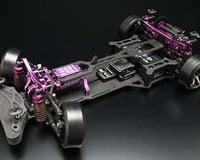 Yokomo YD-2RX Limited Edition 1/10 2WD RWD Competition Drift Car Kit (Purple)