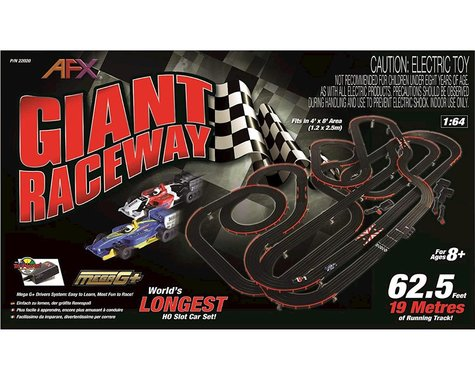 AFX Giant Set without Digital Lap Counter AFX22020