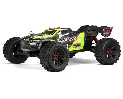 Arrma 1/5 KRATON 4X4 8S BLX Brushless Speed Monster Truck RTR (Green)