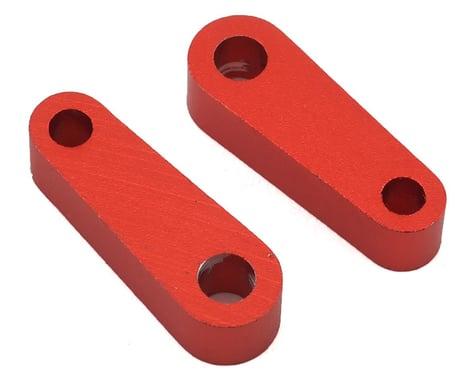 Arrma Aluminum Fr Suspension Mounts Red (2) ARA330594