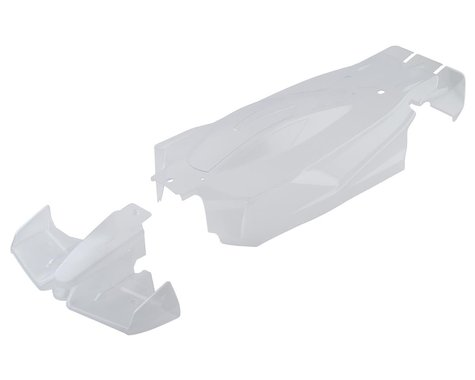 Arrma Limitless Clear Bodyshell with Decals ARA410003