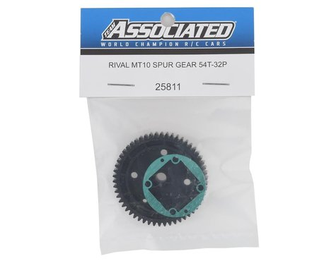Associated 54T 32P Spur Gear for Rival MT10 ASC25811