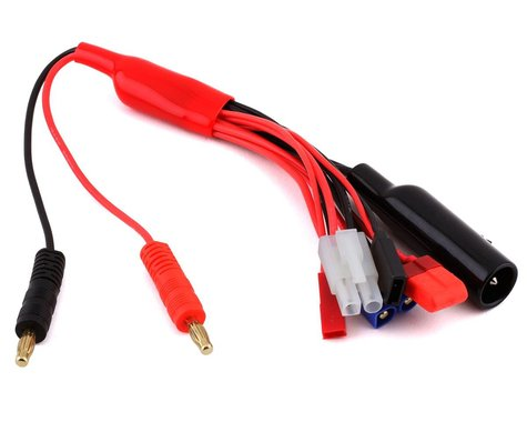 Associated Reedy 7-In-1 Charge Lead 4mm ASC27220