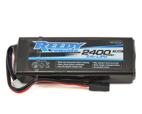 Associated Reedy LiPo Pro TX/RX 2400mAh 7.4V Flat ASC27313