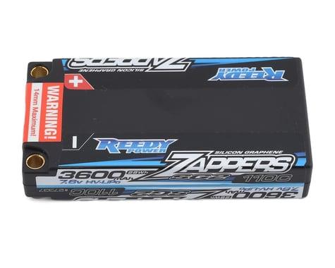 Associated Reedy Zappers SG2 3600mAh 110C 7.6V LP LiPo ASC27337