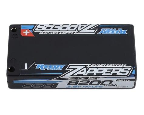Associated Zappers SG3 3.8V 8200mAh 85C 1S HV LiPo Battery ASC27351