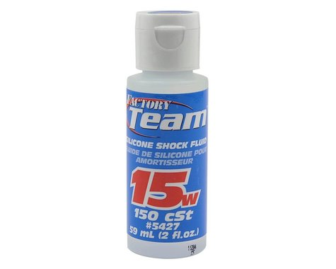 Associated Silicone Shock Oil 15 Wt ASC5427
