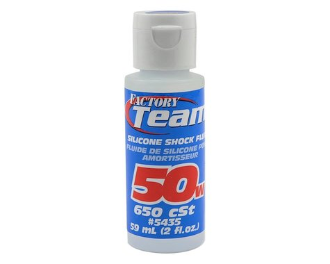 Associated Silicone Shock Oil 50 Wt ASC5435