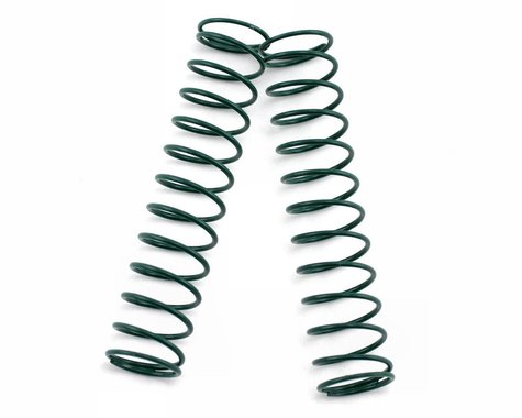 Team Associated Rear Buggy & Truck Shock Spring 1.90lb (Green) (2)