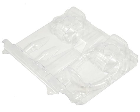 Axial Y-480 Front Interior Set .040 Clear Yeti XL AXIAX31038