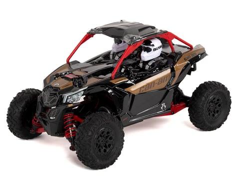 Axial 1/18 Yeti Jr. Can-Am Maverick 4WD Brushed RTR AXI90069