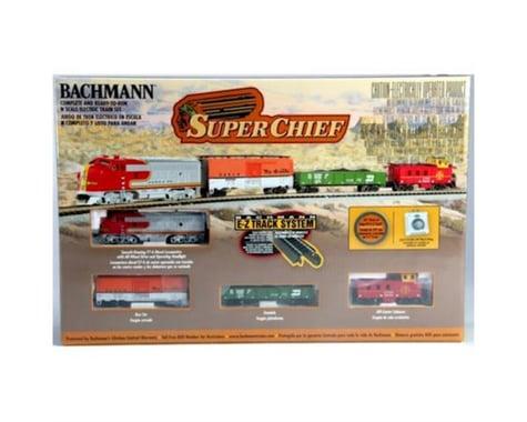 Bachmann Super Chief Set N BAC24021