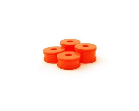 Carisma GT24B Wheel Set, Orange CIS15385
