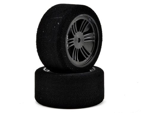 Contact 30mm 1/10 Nitro Sedan Foam Rear Tires (2) (35 Shore)