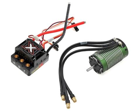 Castle Creations 1/8 Monster X ESC with 1800kV Sensored Motor CSE010-0145-05