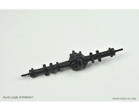 Cross RC G2 Complete Rear Axle Assembly