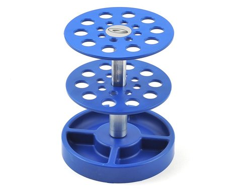 DuraTrax Tool Stand Pit Tech Deluxe Blue DTXC2390