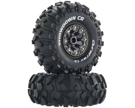 DuraTrax Showdown CR C3 Mounted 2.2 Crawler Black Chrome DTXC4051