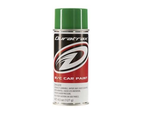 DuraTrax Polycarbonate Paint Rally Green 4.5oz DTXPC258