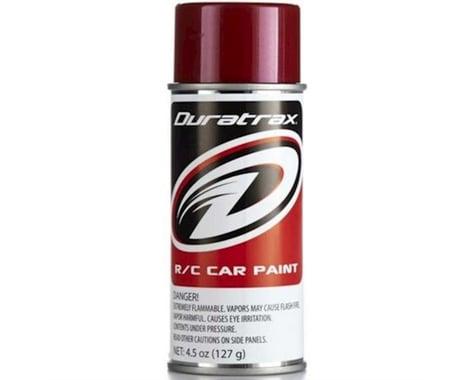 DuraTrax Polycarbonate Paint Metallic Red 4.5oz DTXPC264