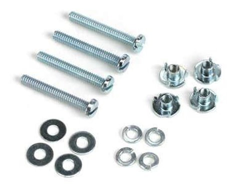 Dubro Mounting Bolts & Blind Nuts 4-40 DUB127