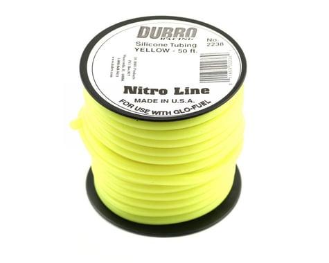 Dubro Nitro Line Yellow 50' DUB2238