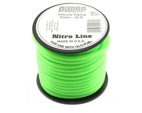 Dubro Nitro Line Green 50' DUB2239
