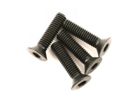 Dubro Flat Head Socket Screw 3.0mmx12 (4) DUB2288
