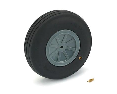 Dubro Large Scale Treaded Wheel 4-1/2 DUB450TV