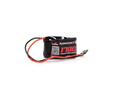 Dynamite 3+2 Hump Receiver Pack Speedpack2 6V 1700mAh 5C NiMH Battery DYNB2461