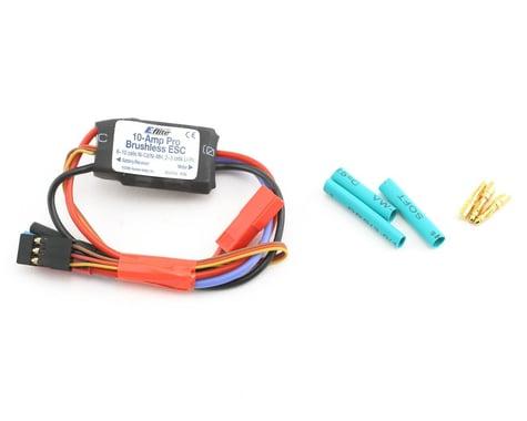 E-Flite 10-Amp Pro Brushless ESC EFLA1010