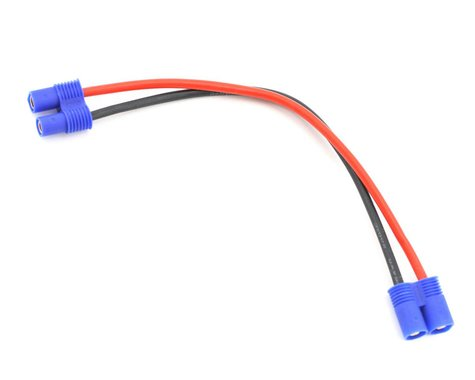 """E-Flite Extension Lead with 6"""" Wire 16AWG EC3 EFLAEC311"""